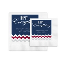 Happy Everything Ooh La Color Napkins
