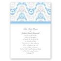 Alluring Arches - Cornflower - Invitation