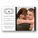 Love Surrounds - Photo Invitation