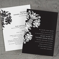 Damask Silhouette ValStyle