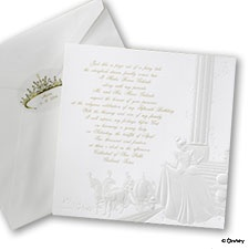 Pearl Carriage - Invitation