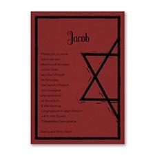 Sacred Star - Invitation
