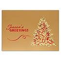 Wrapped in Ribbon  Card