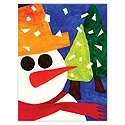 Frosty Friend Card