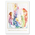 Holy Family Card