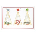 Hope Joy Peace Card