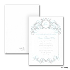 Fairy Tale Filigree - Invitation - Disney Inspired