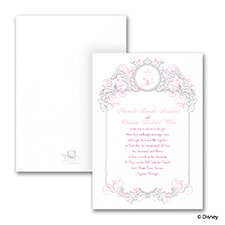 Fairy Tale Filigree - Invitation - Aurora