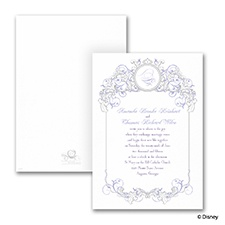 Fairy Tale Filigree - Invitation - Jasmine