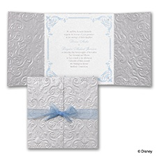 Happily Ever After Invitation - Cinderella