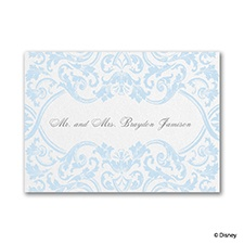 Happily Ever After - Cinderella Note Card and Envelope