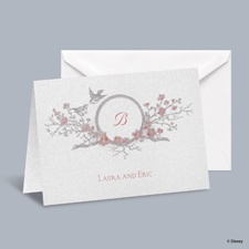 The Fairest - Snow White Note Card and Envelope