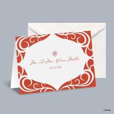 Magical Journey - Jasmine Note Card and Envelope
