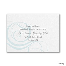 Fairy Tale Fantasy - Reception Card