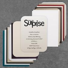 Surprise Party - Invitation