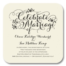 Find Most Creative Wedding Invitation Wording Ideas and Samples