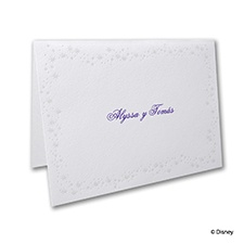 Cinderella's Carriage - Thank You Note