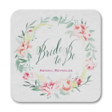 Bridal Wreath - Coaster