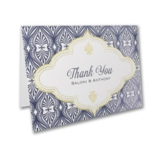 Moroccan Glam - Thank You Note