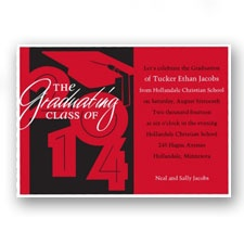 invitation cards for graduations