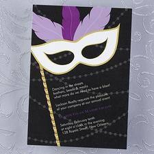 Masquerade - Invitation