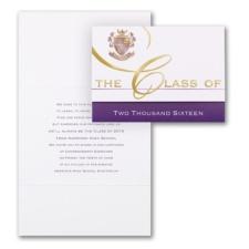 Custom Classic - Invitation