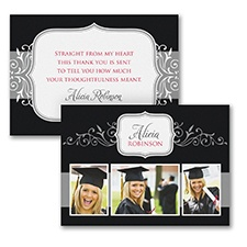 Feel Confident While Creating Your Graduation Thank You Card Wordings
