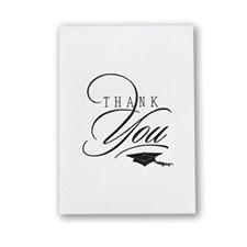 Thank you cards graduation