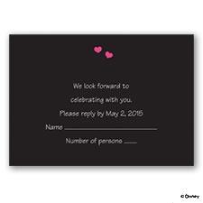 Adoring Eyes - Respond Card