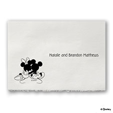 A Heartfelt Hug - Note Card and Envelope
