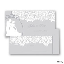 Classic Elegance Place Card