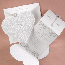 Key to Love - Invitation