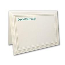 Multi Panel - Small Note Folder - Ecru