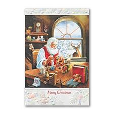 Christmas Preparations - Holiday Card