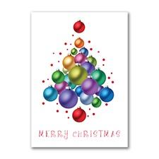 Delightful Tree Holiday Card