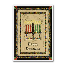 Kwanzaa - Holiday Card