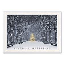 Guiding Light Holiday Card