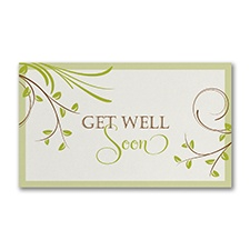 Get Well Greenery
