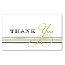 Business Thank You Card Wording Ideas and Samples