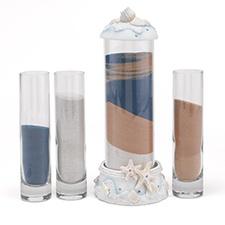 Seashell Sand Ceremony Set