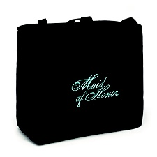 Bridal Party Tote Bag - Maid of Honor