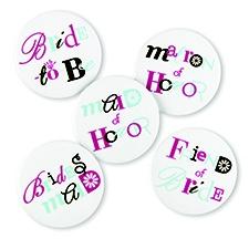 Bachelorette Buttons