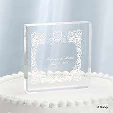 Happily Ever After Cake Top