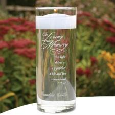 In Loving Memory Cylinder