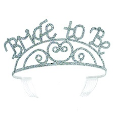 Bride to Be Glittering Tiara