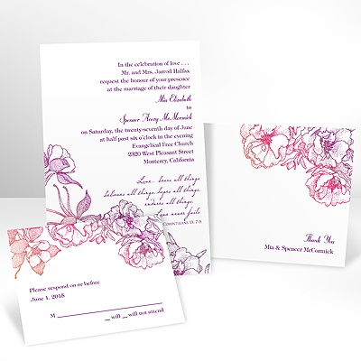 Located in Send Your Wedding Invitations Christian Wedding Invitations