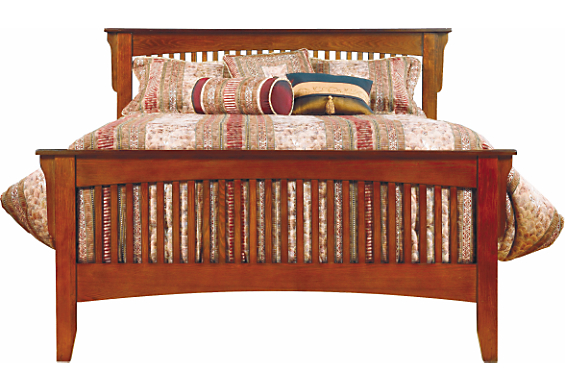 Woodworking plans mission style bed frame plans free pdf plans for Mission style bed frame plans