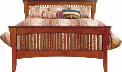 mission bed frame plans – furnitureplans