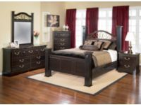 Valencia 6 Piece Queen Bedroom Package