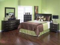 Yorkdale 4 Piece Queen Bedroom Package